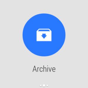 Samsung Gear Live aplikace Keep 2