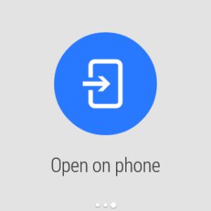Samsung Gear Live aplikace Keep 3
