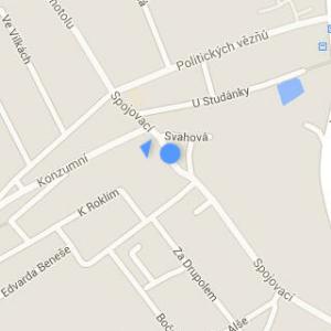 Samsung Gear Live aplikace Mini Maps 1