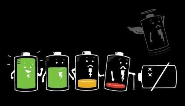 Samsung Gear Live baterie