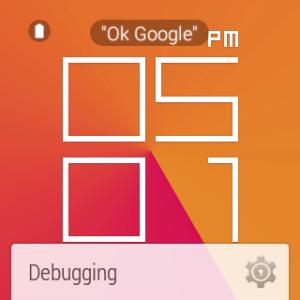 Samsung Gear Live prostředí Android Wear 2