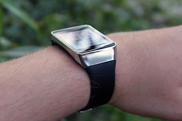Samsung Gear Live ukázka na ruce 1