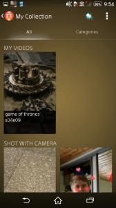 Sony Xperia Z2 Movies 3
