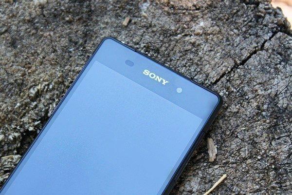 Sony Xperia Z2 reproduktor 1