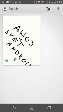 Sony Xperia Z2 Sketch 1