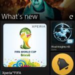 Sony Xperia Z2 ukázka aplikací 12