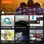 Sony Xperia Z2 ukázka aplikací 2