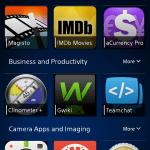 Sony Xperia Z2 ukázka aplikací 9