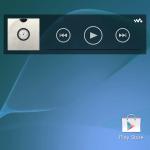 Sony Xperia Z2 ukázka uživatelského prostředí05