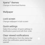 Sony Xperia Z2 ukázka uživatelského prostředí21