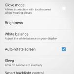 Sony Xperia Z2 ukázka uživatelského prostředí26