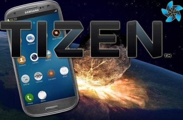 Co kdyby Samsung opustil Android ve prospěch OS Tizen?