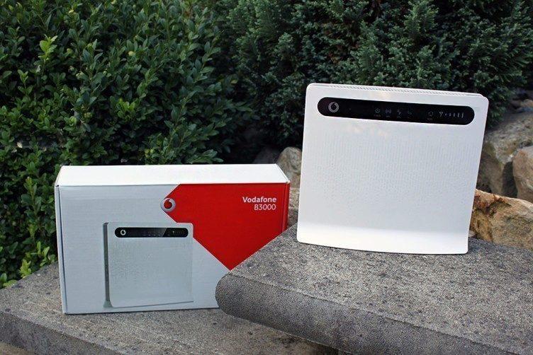 Vodafone Turbo Internet modem B3000 1