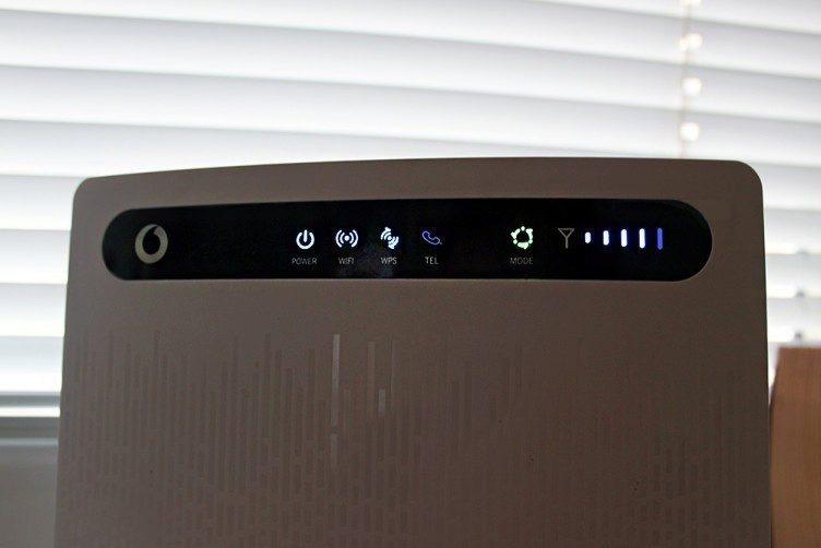 Vodafone Turbo Internet modem B3000 4