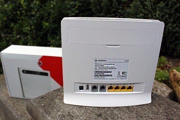Vodafone Turbo Internet modem B3000 7