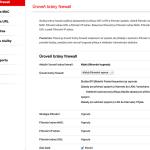 Vodafone Turbo Internet nastavení modemu 17