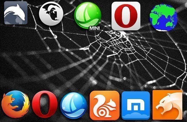 Čtenáři doporučují: 11x webové prohlížeče