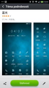 Xiaomi Redmi Note - aplikace Témata (3)