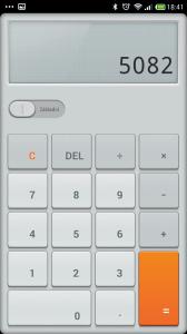 Xiaomi Redmi Note - prostredi systemu MIUI (10)