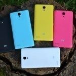 Xiaomi Redmi Note - zadní kryty
