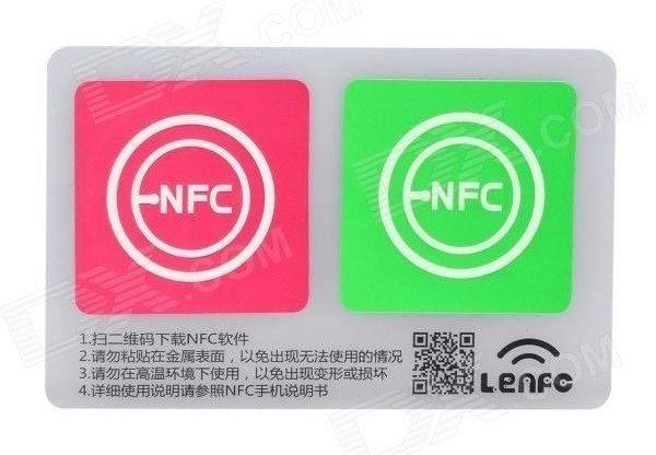 zboží-NFC-tagy