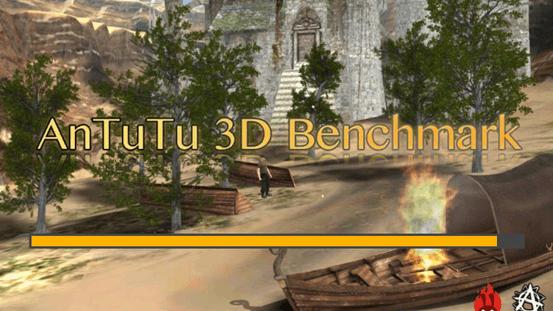 Grafika je testována v reálném 3D herním enginu