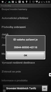 ID zařízení