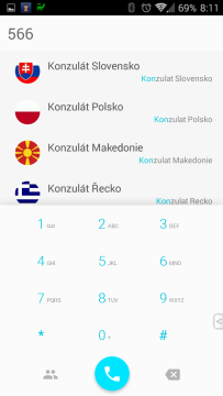 ExDialer Theme Android L