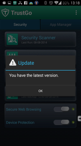 Kontrola aktualizací