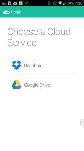 Schválení přístupu aplikace do cloudů