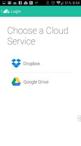 Přidání nového cloudového úložiště