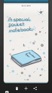 Speciální kapesní zápisník…