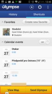Události kalendáře