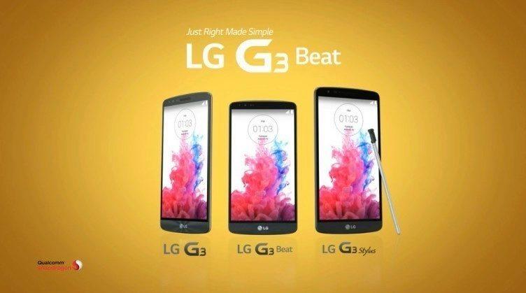 LG G3 Stylus - očekávaná odpověď LG na Galaxy Note 4