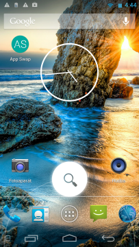 android-aplikace-App Swap - The Smart Drawer (1)