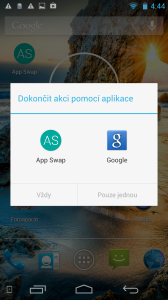 android-aplikace-App Swap - The Smart Drawer (2)