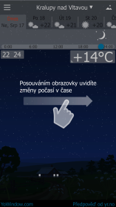android-aplikace-YoWindow Počasí  (1)