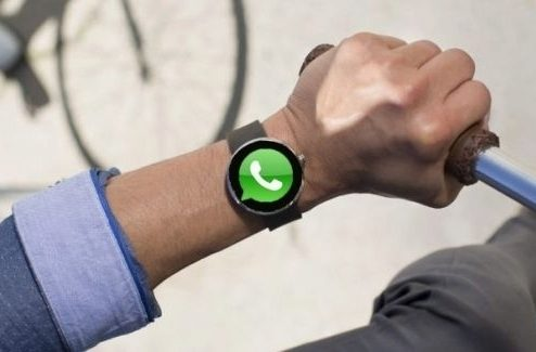 android wear whatsapp