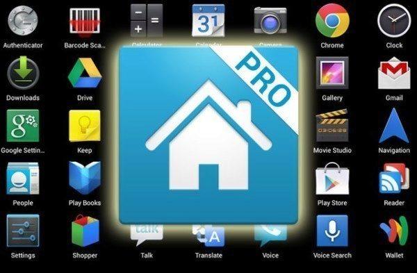 Apex Launcher Pro ve slevě za 50 % ceny