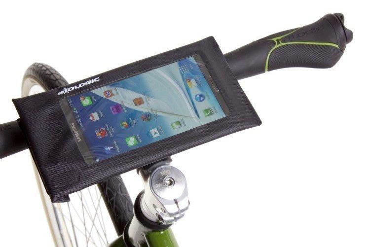 BioLogic Bike Mount Dry Bag for Galaxy