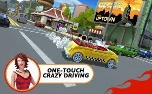 crazy taxi 2 android hry