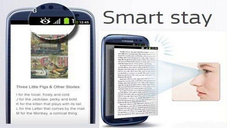 Samsung vyřešil zhasínání obrazovky aplikací Smart Stay