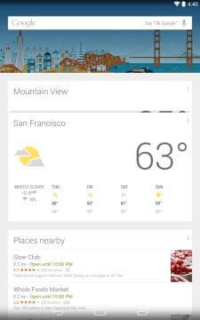 Google Launcher
