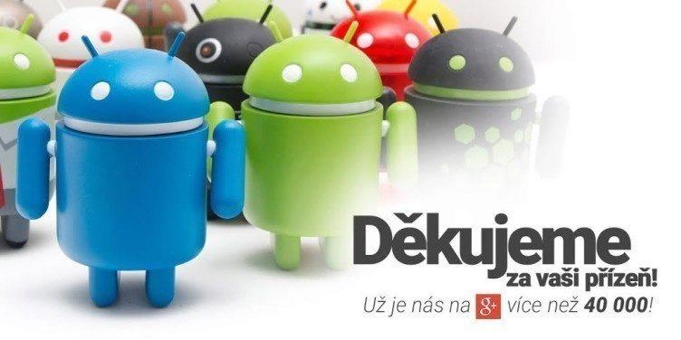 Googleplus Svět Androida