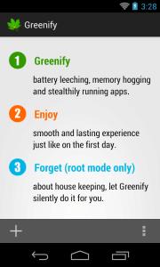 Greenify 1