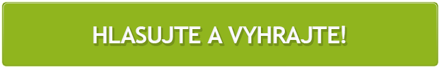 Hlasujte a vyhrajte