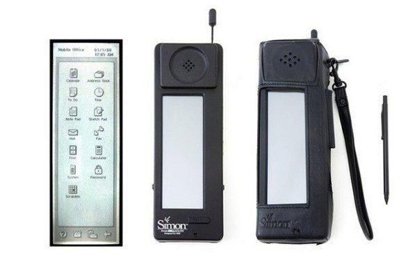 ibm simon smartphone
