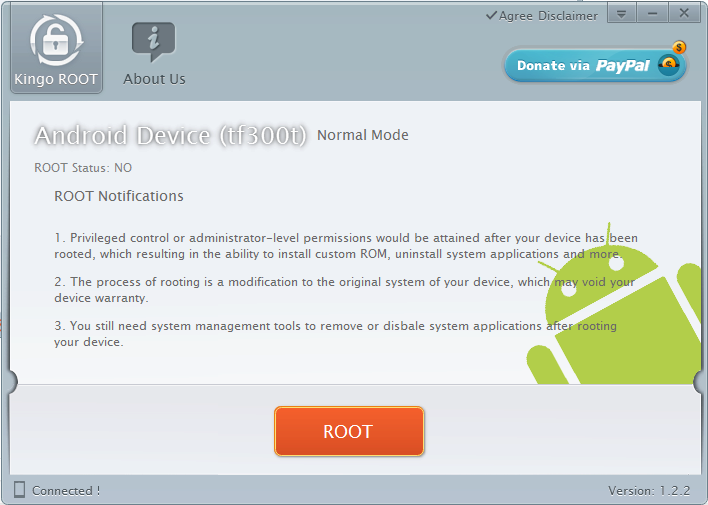 Kingo Android ROOT - 1