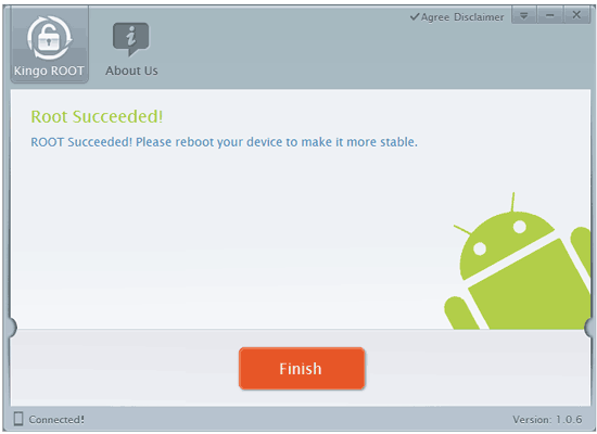 Kingo Android ROOT - 4