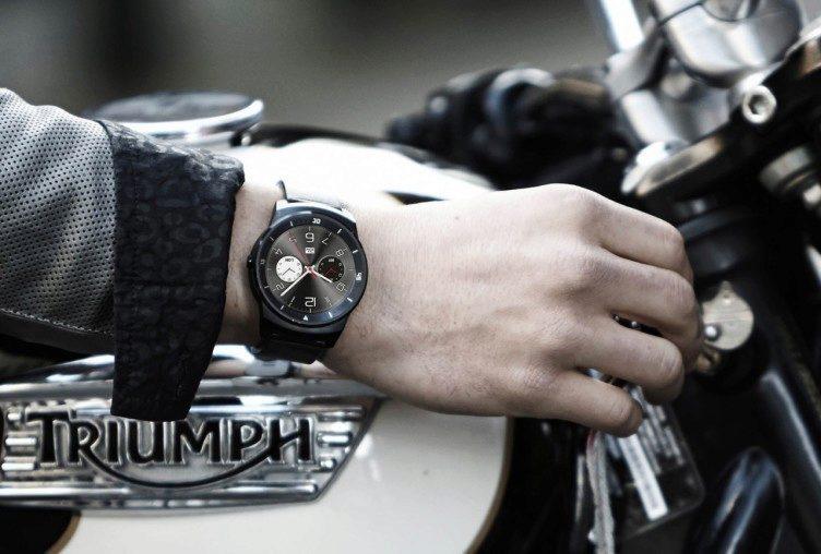 Chytré hodinky se systémem Android Wear